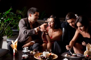 Etiquette for swingers in New York City